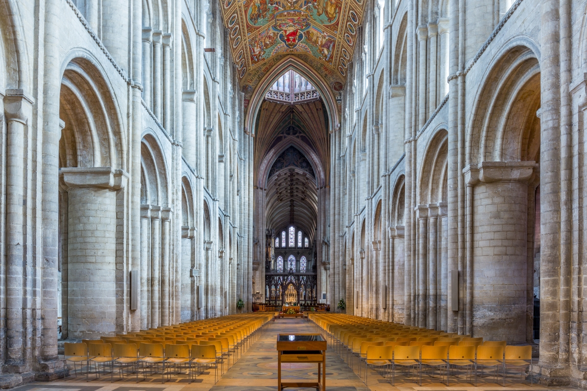 Cathedral in Ely